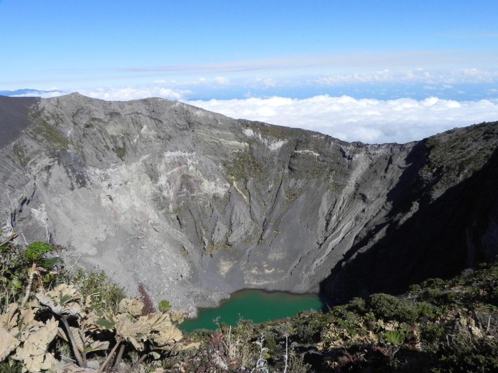 LatinA Tours Costa Rica Irazu Volcano