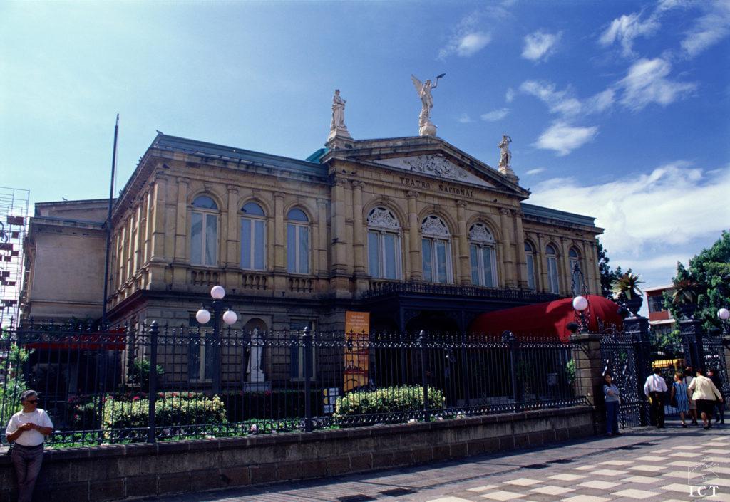 LatinA Tours Costa Rica National Theater San Jose