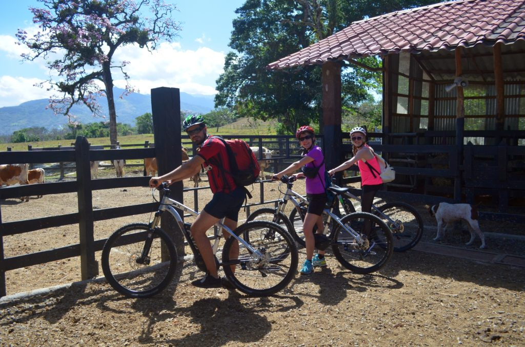 LatinA Tours Costa Rica Pura Vide E-Bike Tour Unterkunft