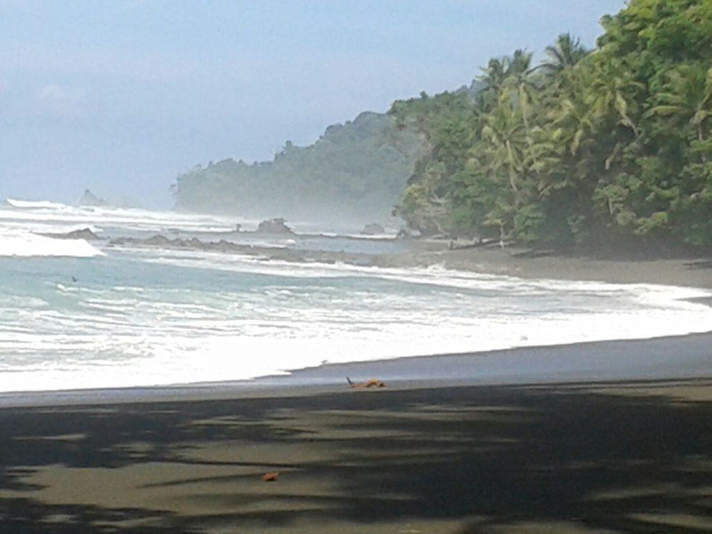 LatinA Tours Costa Rica Südpazifik Strand