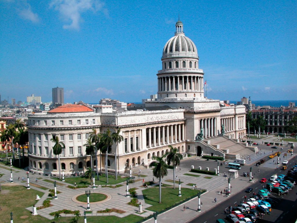 LatinA Tours Cuba Havana - Capitolio, Excursion, City Tour, View, Occidental Regio