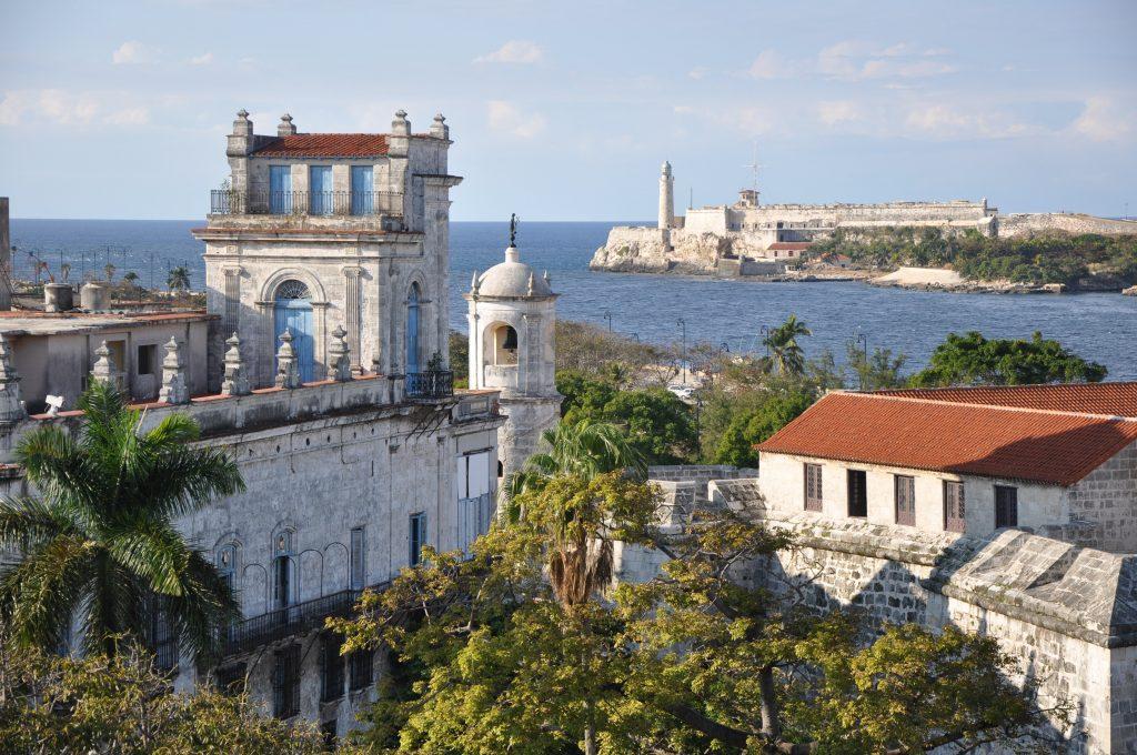 LatinA Tours Cuba Havana - City, Buildings, Occidental Region, View to Morro Castle