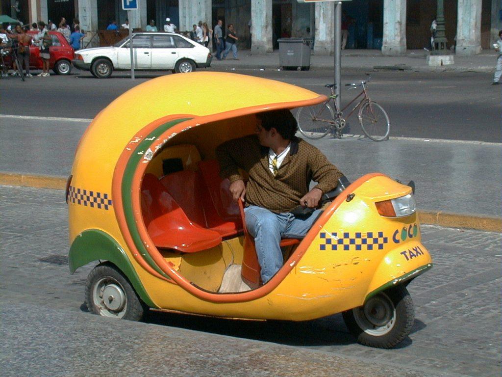 LatinA Tours Kuba Havana - Transportation, Bicy Taxi, Excursion, City Tour, Cuba