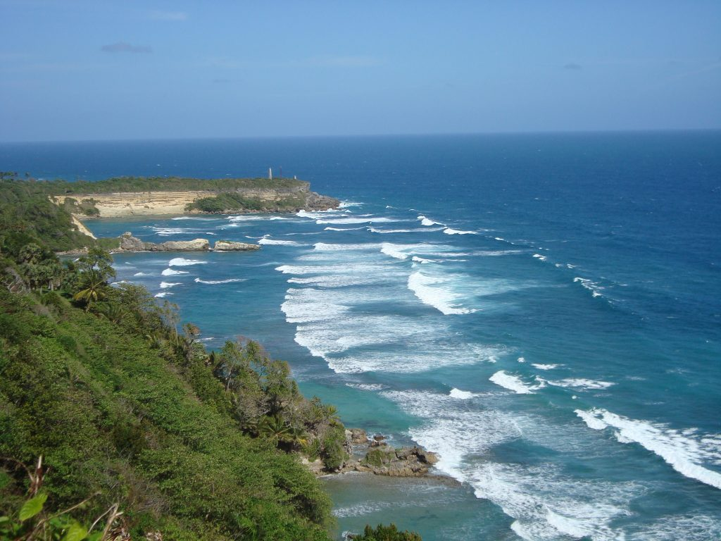 LatinA Tours DomRep Cabrera - View point Cabo Frances Viejo, Lighthouse,