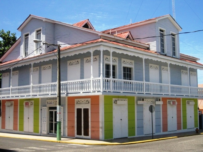 LatinA Tours DomRep Puerto Plata - Victorian building, houses, old town, City Tour