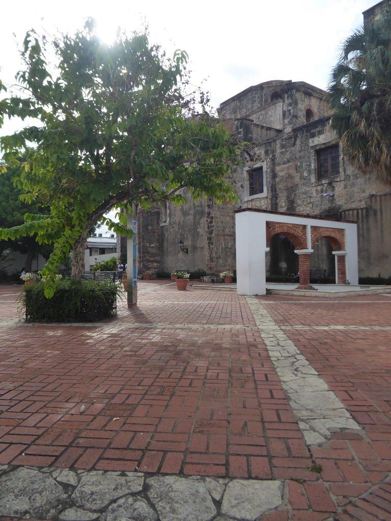 LatinA Tours DomRep Santo Domingo Altstadt Platz