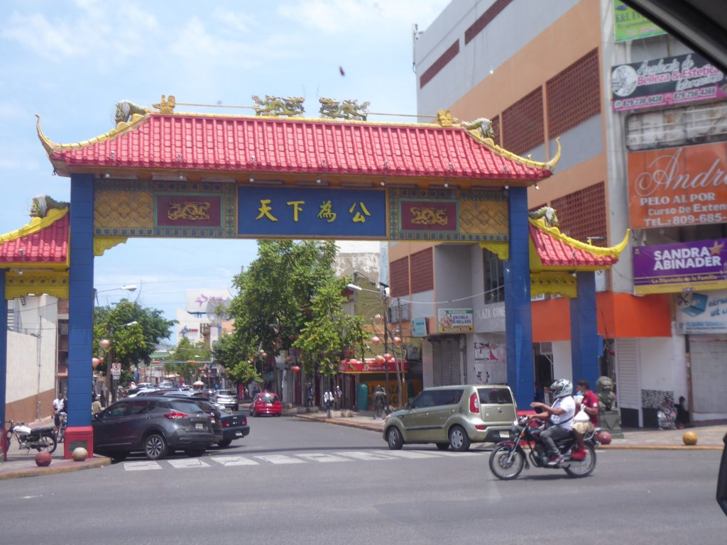 LatinA Tours DomRep Santo Domingo China Town