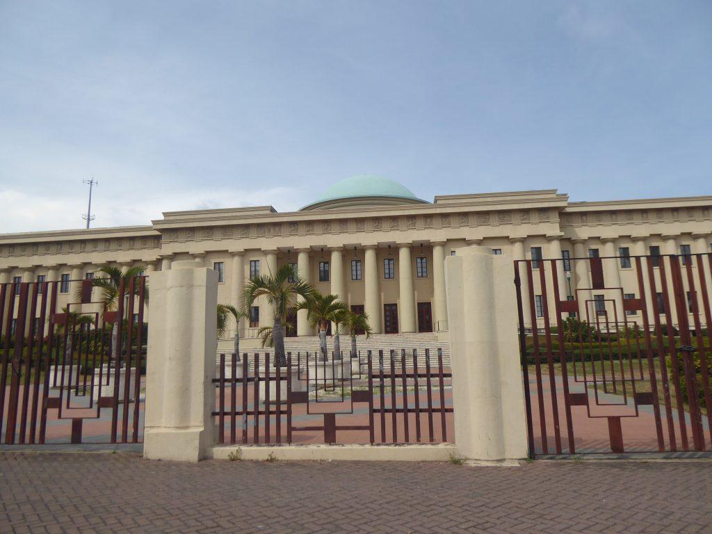 LatinA Tours Dominikanische Republik Palacio Nacional