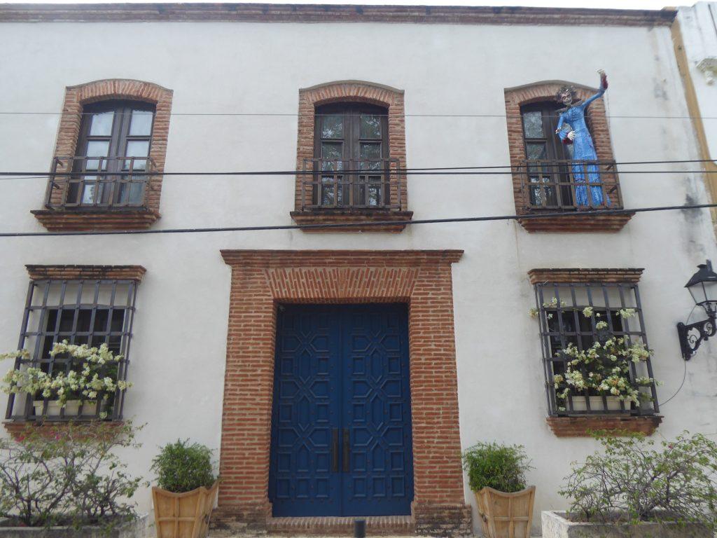 LatinA Tours Santo Domingo Altstadt Häuser Museen DomRep