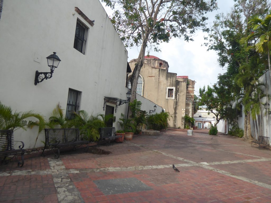LatinA Tours Santo Domingo Ciudad Colonial Strassen und Plaetze