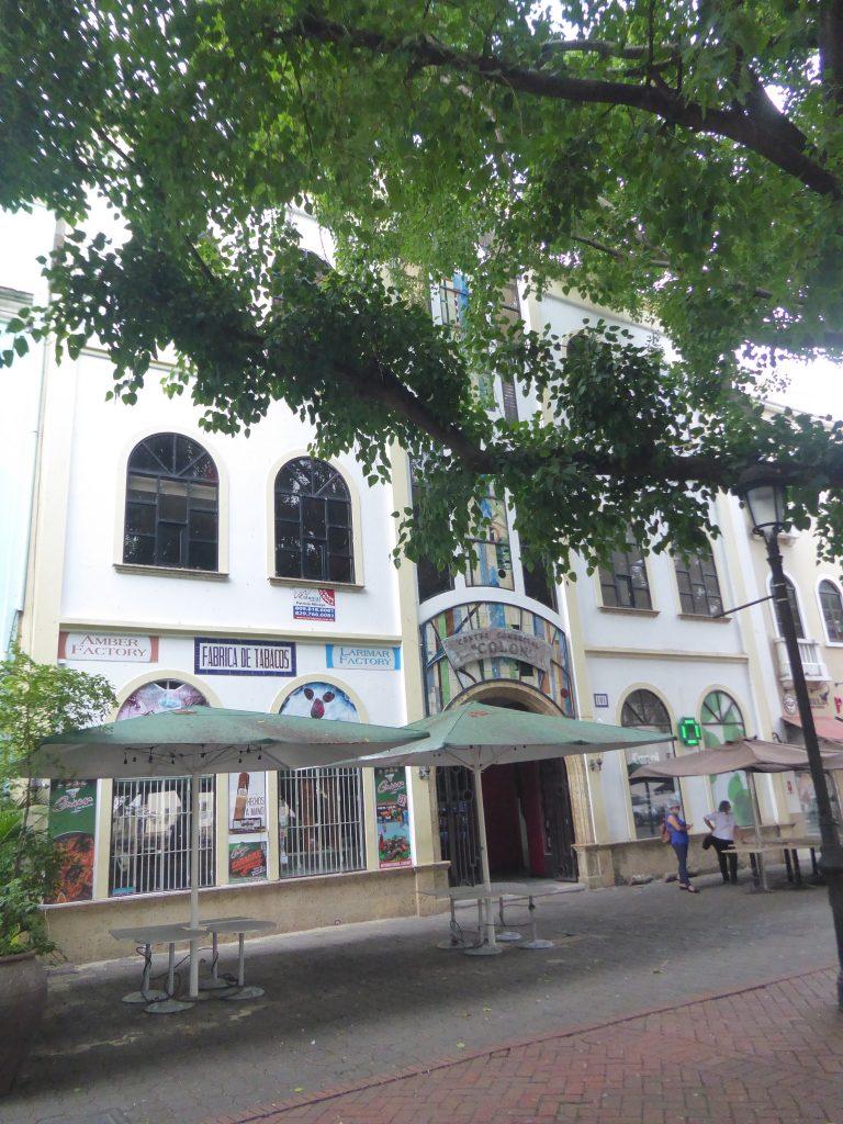 LatinA Tours Santo Domingo Fabrica de Tabacos Plaza de la Catedral RepDom