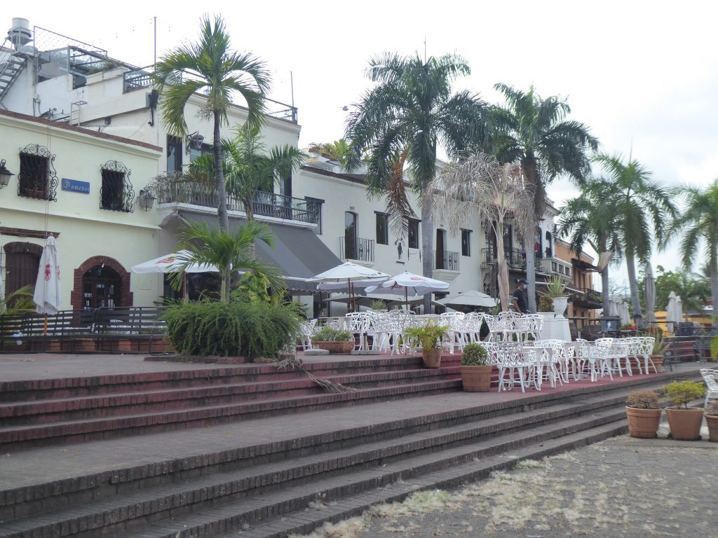 LatinA Tours Santo Domingo Plaza Espana Restaurants DomRep