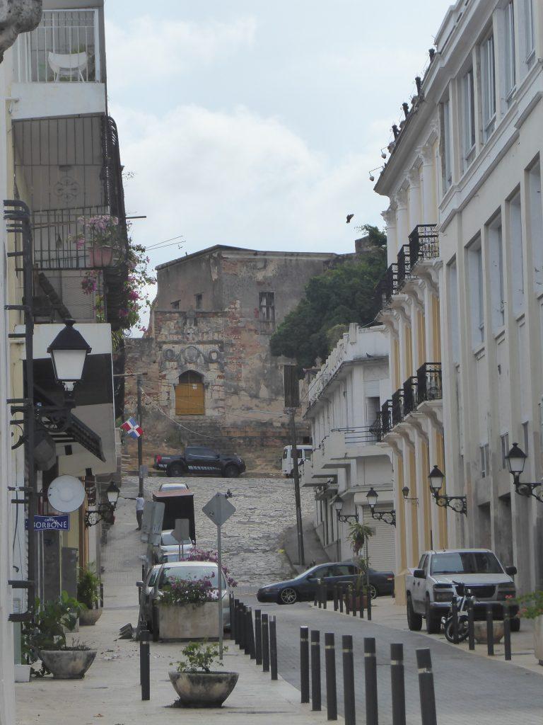 LatinA Tours Santo Domingo RepDom Ruinas San Francisco