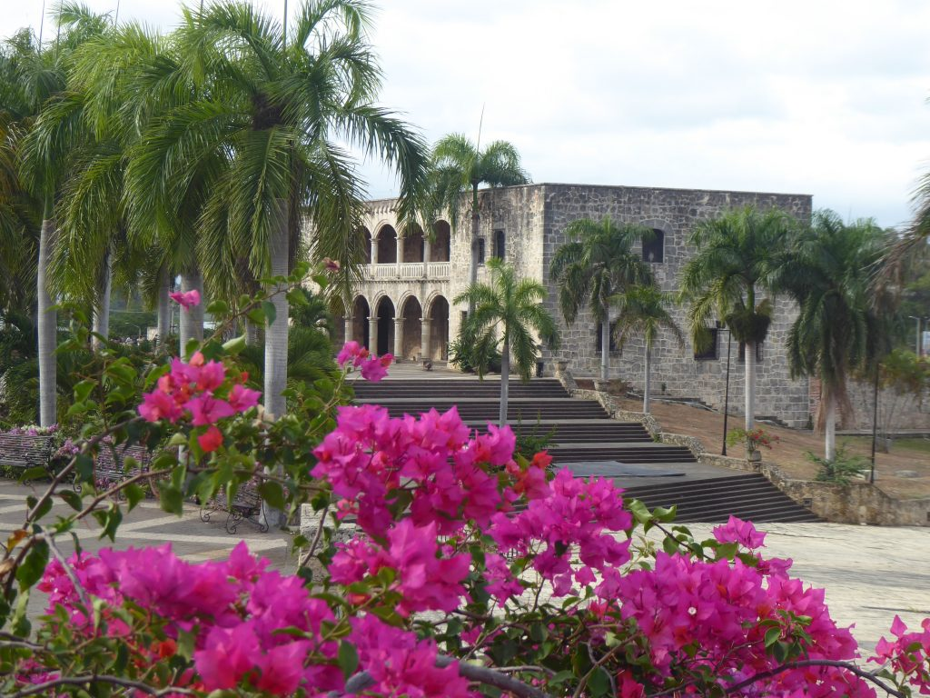 LatinA Tours Dominikanische Republik - Santo Domingo, Zona Colonial, Diego Colon