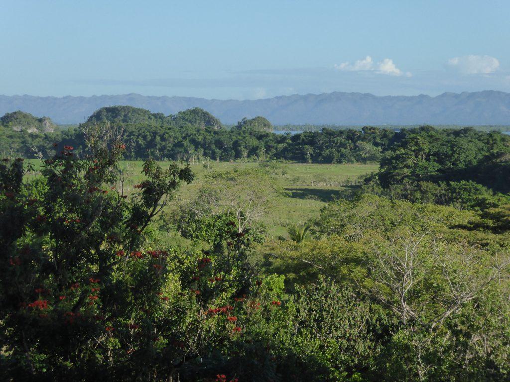 LatinA Tours DomRep Sabana de la Mar Los Haitises Aussicht Cano Hondo