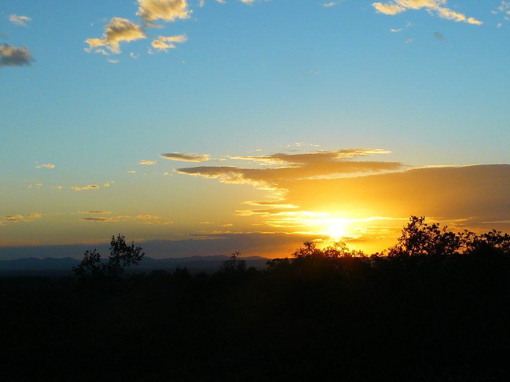 LatinA Tours Costa Rica Sonnenuntergang Rincon De La Vieja