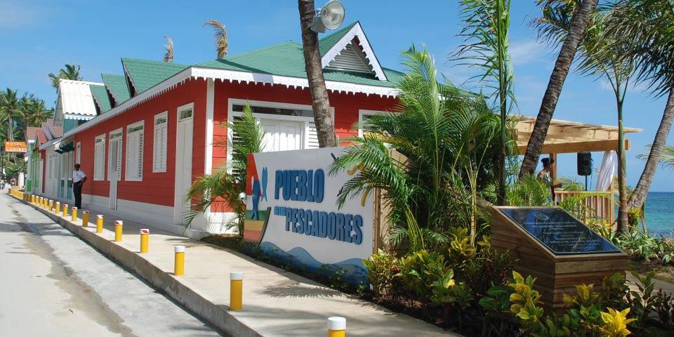 LatinA Tours Dominikanische Republik Las Terrenas Pueblo de los Pescadores