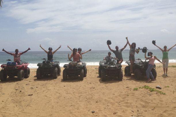 LatinA Tours Dominikanische Republik Quad Tour Ausflug