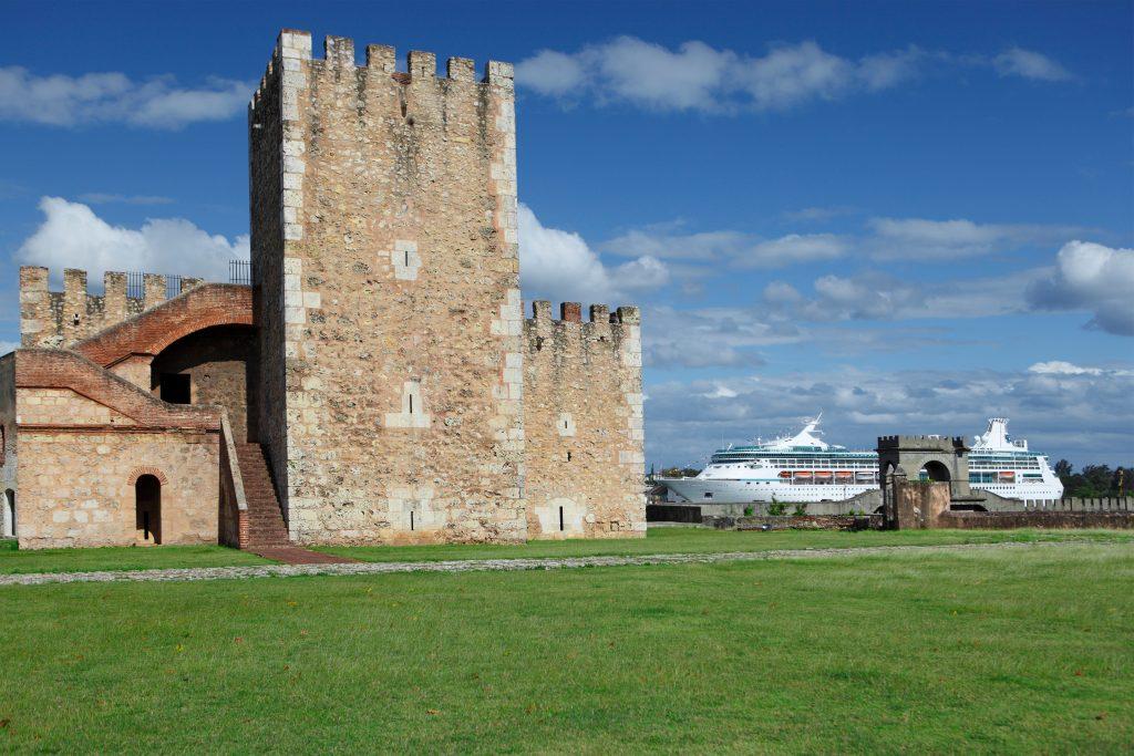 LatinA Tours Dominikanische Republik Santo Domingo Fortaleza Ozama Festung Altstadt