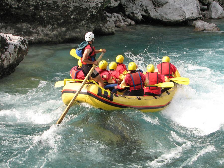 LatinA Tours Dominikanische Republik Wildwasser Rafting