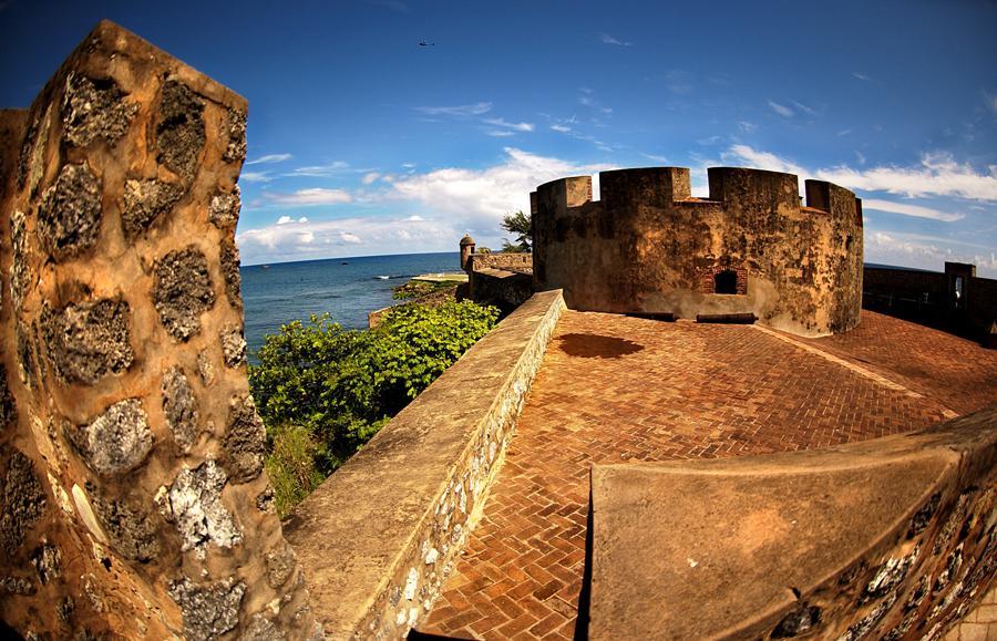LatinA Tours DomRep Puerto Plata Festung San Felipe