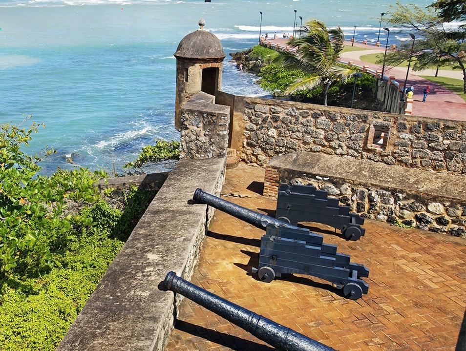 LatinA Tours Dominikanische Republik Festung