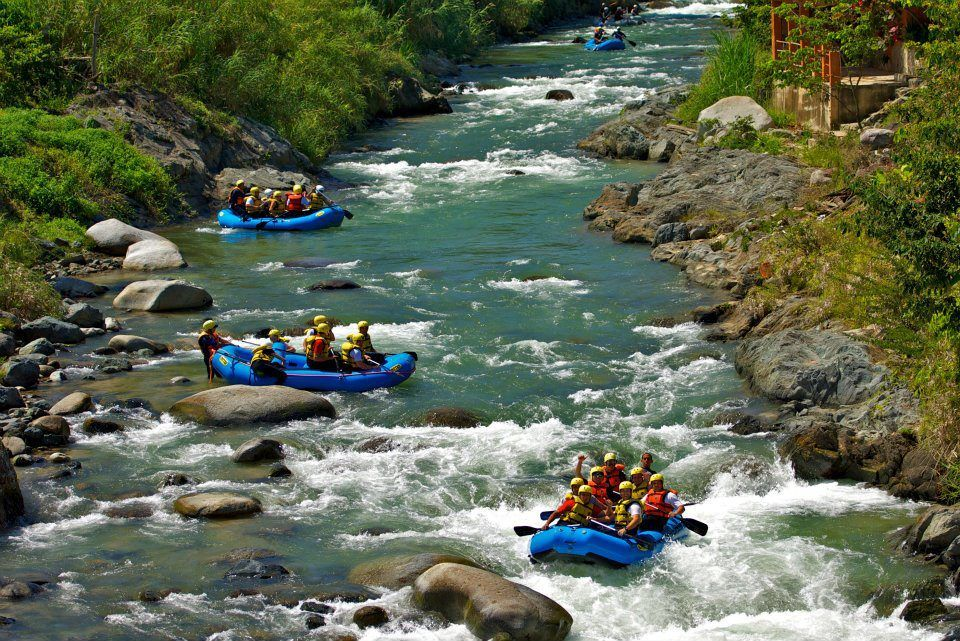LatinA Tours Dominikanische Republik Jarabacoa Rafting