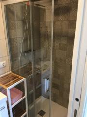 Shower Front