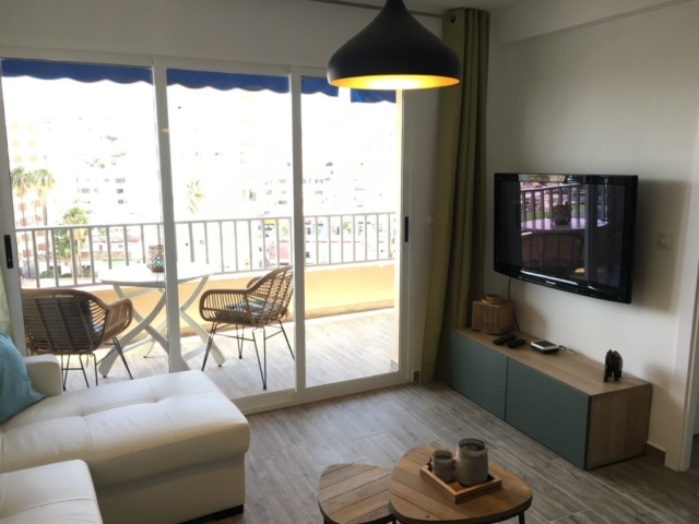 Living Room and Terras