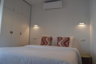 Bedroom 1 & Airco
