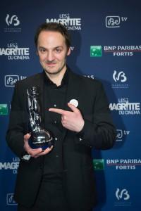 Meilleur acteur MdC 2015 - Fabrizio Rongione pour Deux jours, une nuit