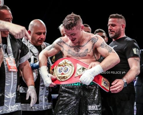 Michael Magnesi campione