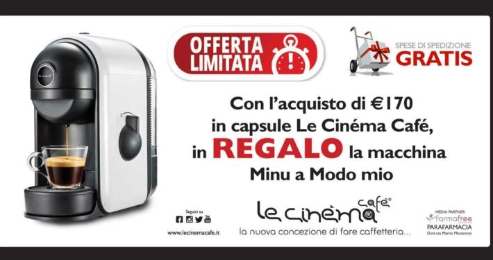 6x3 Le Cinéma Café Minu a Modo Mio