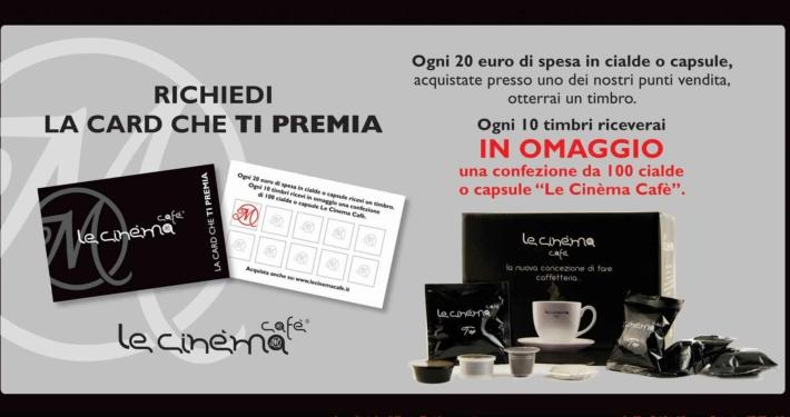 6x3 Le Cinéma Café Tessera