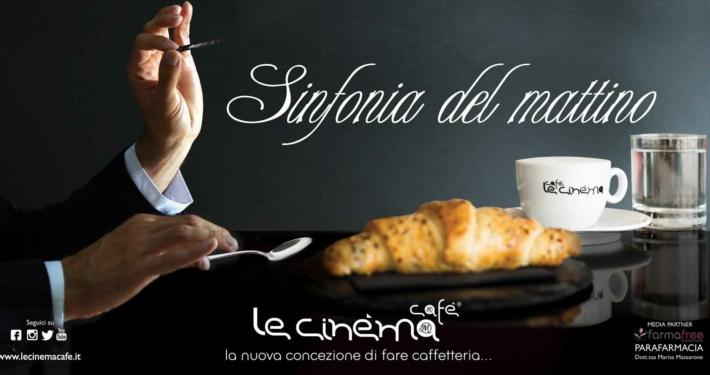 6x3 Le Cinéma Café sinfonia del mattino