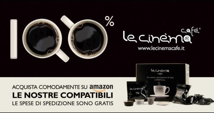 6x3 Le Cinéma Cafè 100X100 compatibili