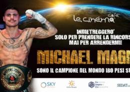 6x3 Michael Magnesi