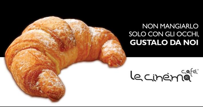 6x3 Le Cinéma Cafè il cornetto