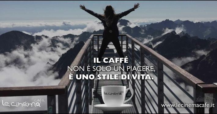 6x3 Le Cinéma Cafè caffè stile di vita