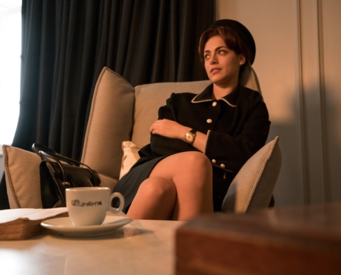 A Cup Of Coffee With Marilyn_Miriam Leone Le Cinéma Café