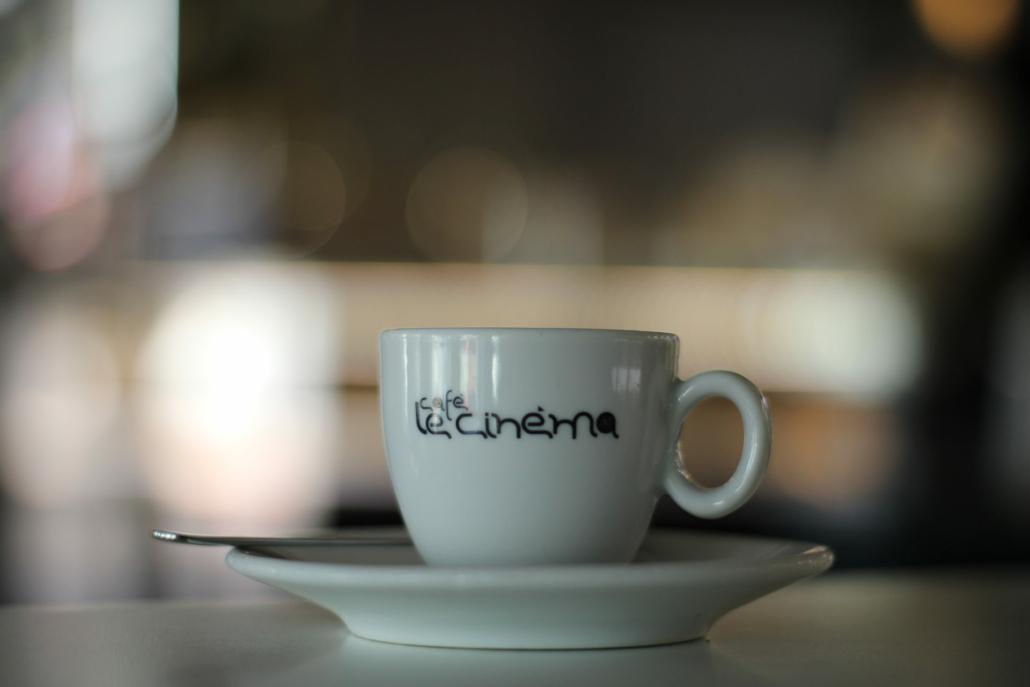 tazzina da caffè Le Cinéma Café