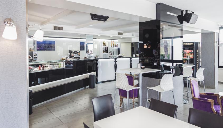 Le Cinéma Café foto interno bar