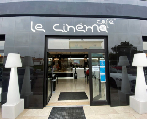 Imprenditoria oltre la crisi: Le Cinéma Café arriva nelle Marche