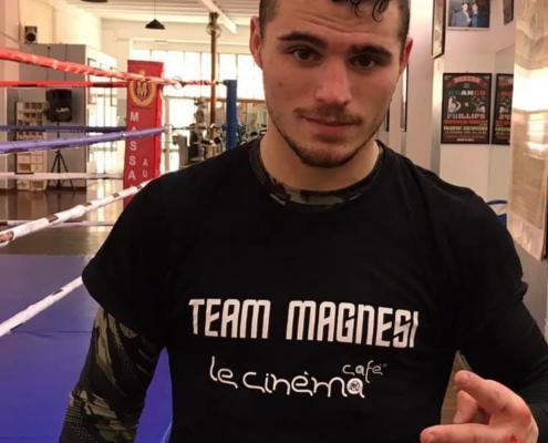 Michael Magnesi Team Magnesi Le Cinéma Café