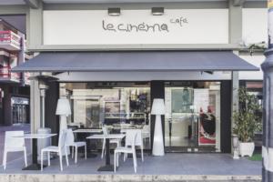Le Cinéma Café Vitruvio