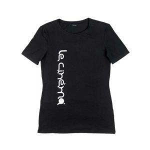 Maglietta nera donna Le Cinéma Café