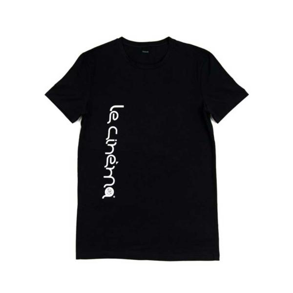 Maglietta nera uomo Le Cinéma Café
