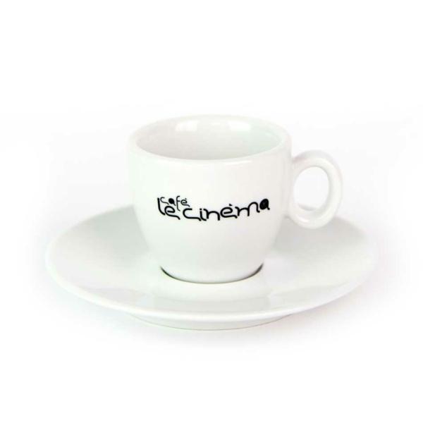 6 tazzine da caffé Lé Cinéma Cafè