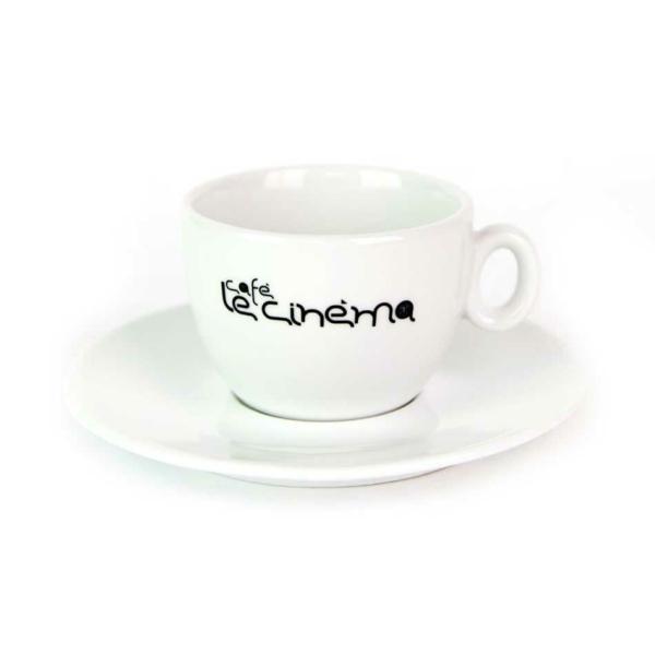 Tazza cappuccino Le Cinéma Café