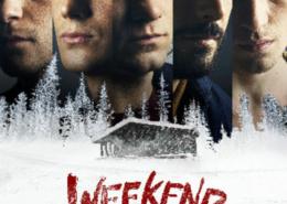 """Locandina film """"Weekend"""" regia di Riccardo Grandi"""